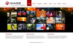 Photography WordPress Template - Donna Gehl