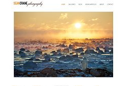 Wordpress Photo Theme by Sean Crane