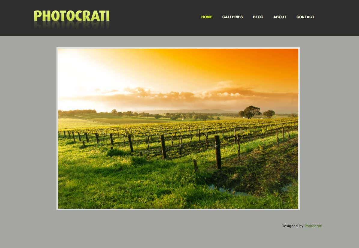 photo wordpress themes