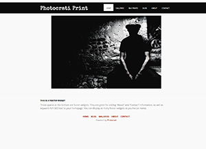 wordpress photocrati design